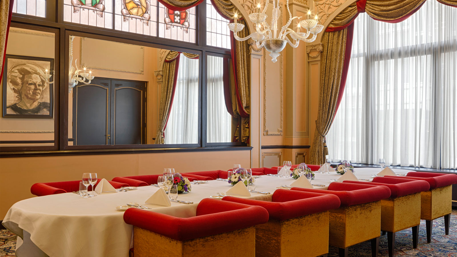 Hotel Des Indes Den Haag Private Dining