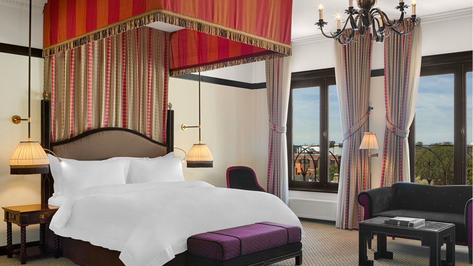 Hotel Des Indes, The Hague | Junior Suite