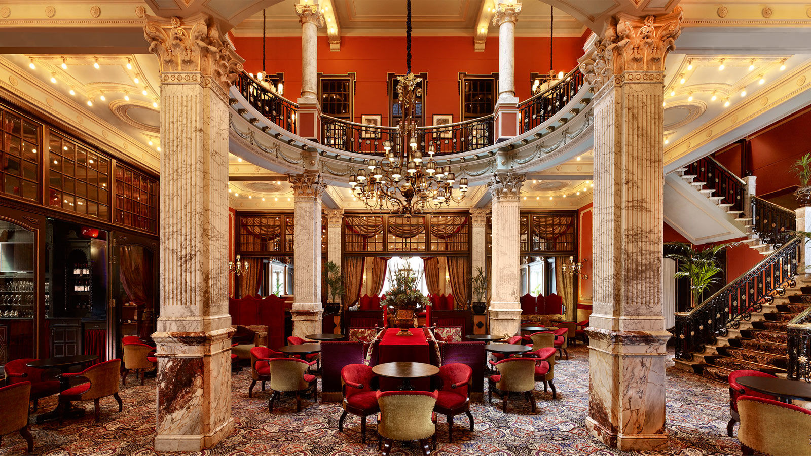 hotel des indes restaurant & bar