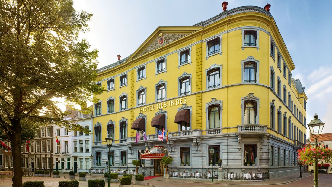 SPG Hot Escapes Hotel des Indes